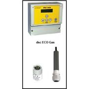 Измерительно-регулирующий прибор ЖК-дисплеем dsc ECO Gas фото