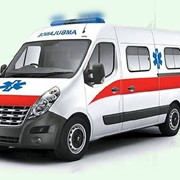 Транспортировка больных с Харькова в Прагу фото