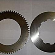 Диск фрикционный зубчатый 1512, 1516, 1525, 1531, 1541 (диаметр наруж.191 мм.) фото