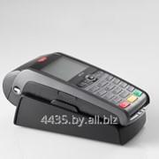 Мобильный терминал IWL220/IWL221 GPRS Contactless, с дополнительной базой для зарядки Белгазпромбанк фото