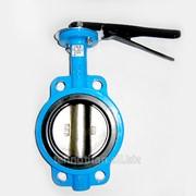 Заслонки дисковые поворотные Тип Батерфляй фото
