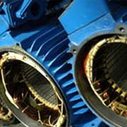 Капитальный и средний ремонт синхронных и асинхронных электрических машин фото