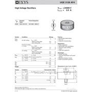 Диод высоковольтный Ixys Uge 3126 AY 4 фото