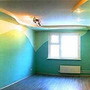 Окраска стен фото