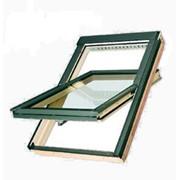 Металлопластиковые вращательные окна PT фото