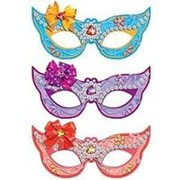 Карнавальные маски бумажные Волшебные питомцы фото