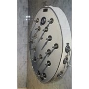 Настенный циркулярный душ RMS PES-15 M фото
