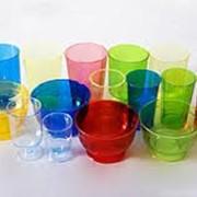 Пластмассовые тарелки фото