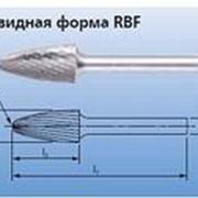 Борфрезы для универсального применения RBF 0307/3 - RBF 1630/8 фото