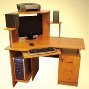Стол компьютерный угловой, купить компьютерный стол от производителя фото