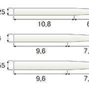 Стекловолоконный эндоканальный штифт цилиндро-конический. Модель B фото