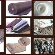 Материал нетканный текстильный фото