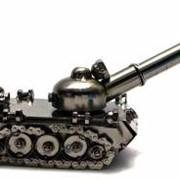"""Статуэтка """"Little tank"""" фото"""