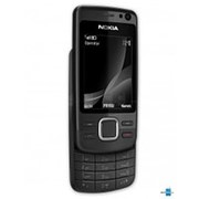 Nokia 6600 slide black фото