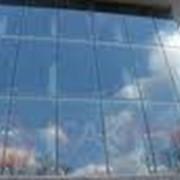Системы фасадные алюминиевые. фото
