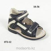 Ортопедические сандалии 072 12 фото