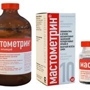 Препарат ветеринарный гомеопатический Мастометрин фото