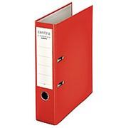 Регистратор Centra , 75мм, c окантовкой, красный фото