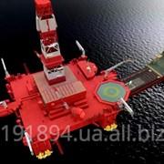 Курс Управление и маневрирование плавучими буровыми установками, навигация, буксировка, якорный расчет фото