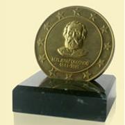 Медали наградные фото