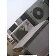 Монтаж и обслуживание систем кондиционирования воздуха фото
