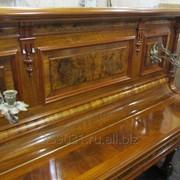 Реставрация пианино, роялей фото