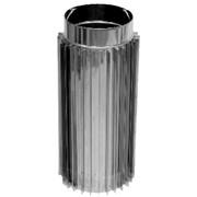 Труба-радиатор нержавейка Версия Люкс D-200 мм толщина 1 мм фото