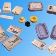 Литье на современных термопласт автоматах деталей любой сложности, низкие цены. Принимаем участие в проектировании и изготовлении пресс-форм, рассматриваем любые предложения о сотрудничестве. фото