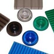 Термошайба поликарбонатая зеленая фото