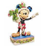 """Статуэтка """"Микки Маус (Сладкие поздравления)"""" 13х16х7см. арт.4051968 Disney фото"""