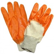 Перчатка с нитриловым покрытием Манжет неполный облив Лайт фото