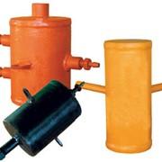Сосуды уравнительные двухкамерные, Приборы для измерения давления, разрежения, уровня фото