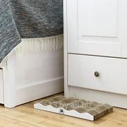 Экологичная когтеточка - лежанка из картона Lounge фото