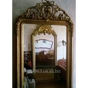 Зеркало антикварное фото