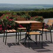 Комплект мебели Классический KIT-Classic-GL для кафе фото