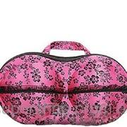 Органайзер для бюстгальтеров Розовый в цветочек 103-10211981 фото