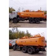Автотопливозаправщик 56216-40 на шасси КАМАЗ-65115 (17 куб.м.) фото