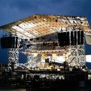 Концертное оборудование. Туровый звук фото