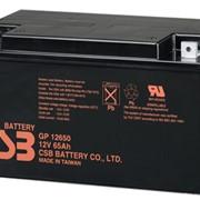 Аккумуляторная батарея фото