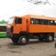 Автобус Вахтовый фото