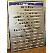 Информационные стенды фото