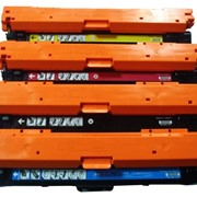 Заправка картриджей для принтеров HP Color LaserJet CP5225, CP5225n, CP5225dn. Заправка картриджей HP CE740A/CE741A/CE742A/CE743A фото