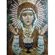 """Икона Богородица,именуемая """"неупиваемая чаша"""" фото"""