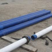 Патрубки, трубопроводы, шланги из пластика фото
