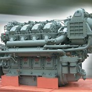 Замена двигателей тепловозов фото
