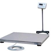 Платформенные весы HERCULES ТИП-1 (платформа 1,2 х 1,2 м), Весы платформенные фото