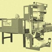 Термотоннель с узлом автоматического формирования упаковки в один ряд МТУ-15Т-А фото