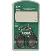 Одноканальный комплект тревожной сигнализации ACS 101 фото