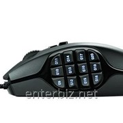 Мышь Logitech G600 MMO (910-003623) черная USB фото