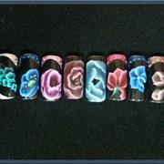 Семинар Китайская роспись гель-красками программа А. Базан фото